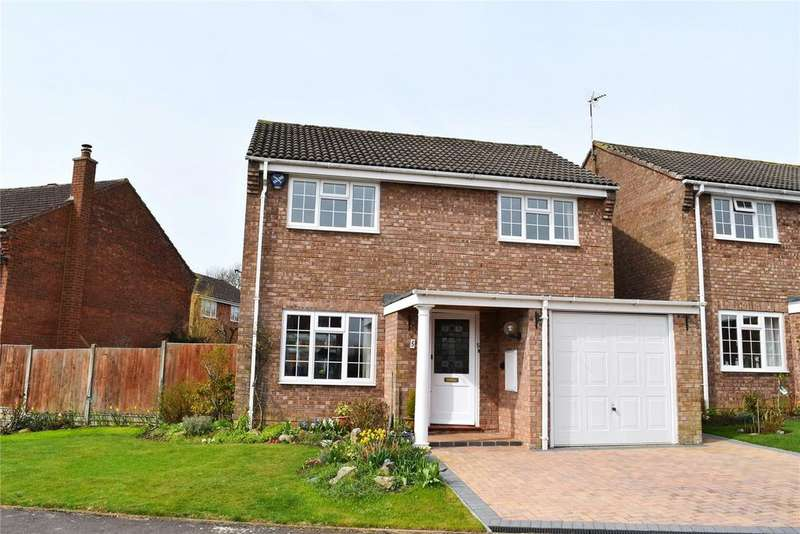 4 Bedrooms Detached House for sale in Melfort Drive, Linslade