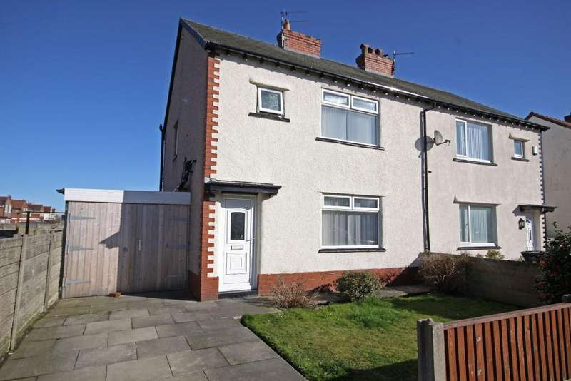 3 Bedrooms Semi Detached House for sale in Douglas Road, Southport