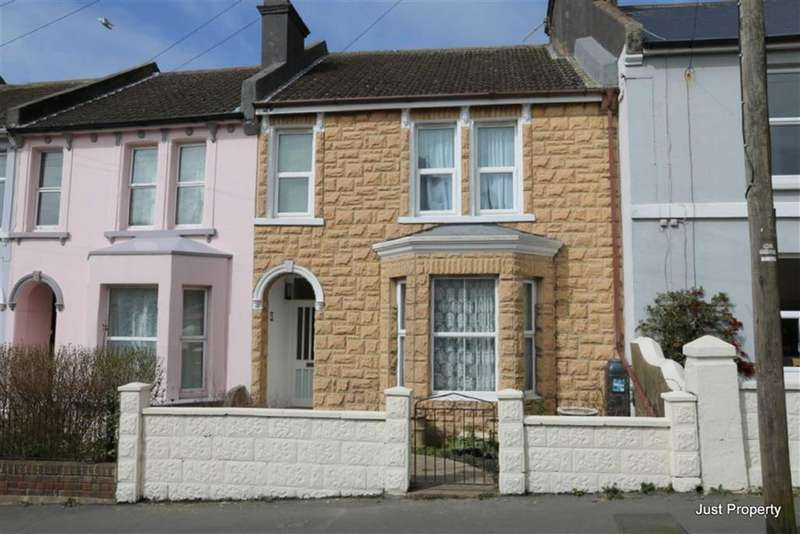 3 Bedrooms Terraced House for sale in Ashburnham Road, Hastings