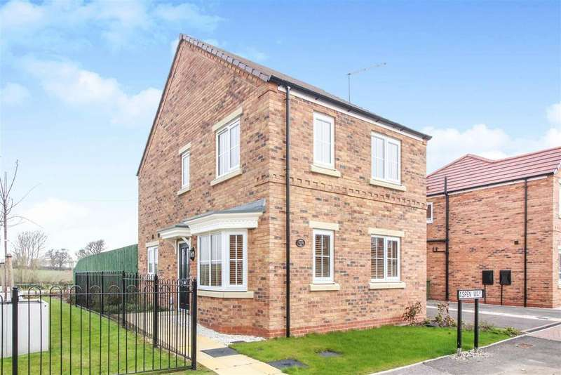 3 Bedrooms Detached House for sale in Aspen Way, Beverley