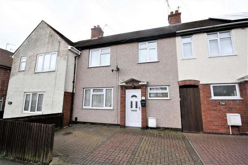 2 Bedrooms Terraced House for sale in Westbury Road, Stockingford, Nuneaton
