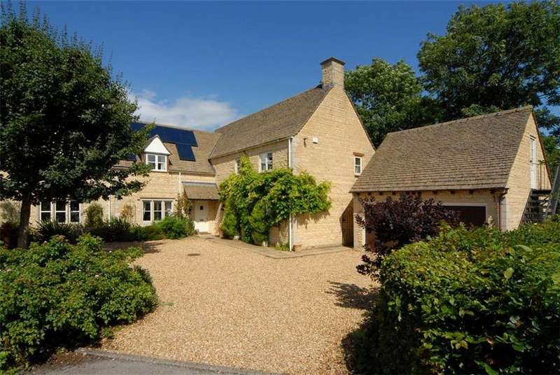 6 Bedrooms Detached House for sale in Fayre Gardens, Fairford, Gloucestershire, GL7