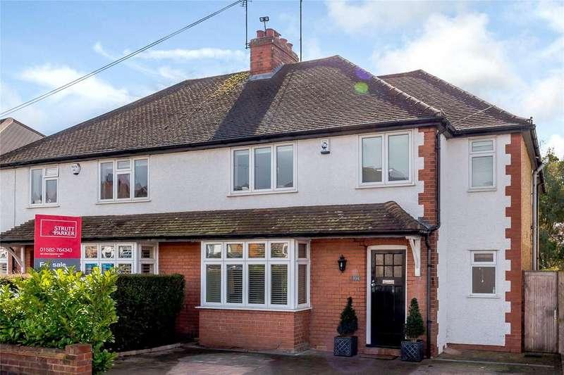 4 Bedrooms Semi Detached House for sale in Topstreet Way, Harpenden, Hertfordshire