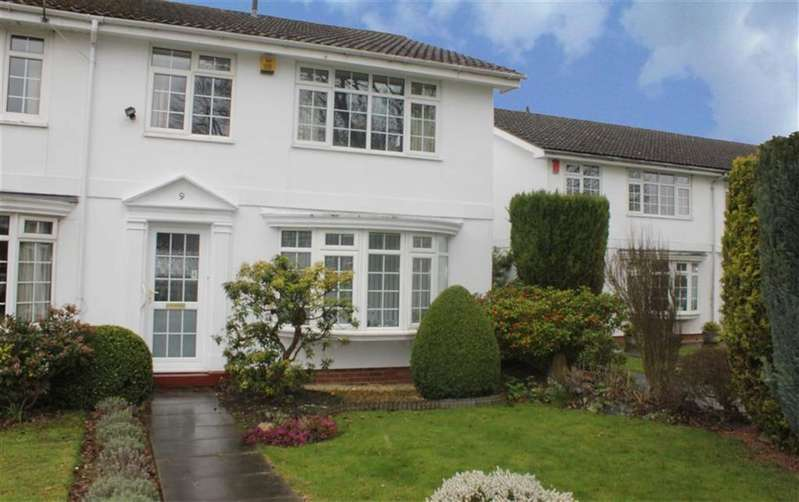 3 Bedrooms End Of Terrace House for sale in Hobhouse Close, Henleaze, Bristol