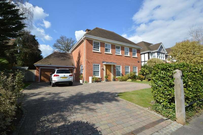 6 Bedrooms Detached House for rent in Walton-on-Thames KT12