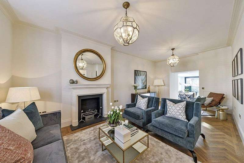 6 Bedrooms House for sale in Brynmaer Road, London, SW11