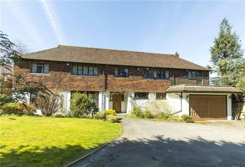 4 Bedrooms Detached House for sale in Guildford Road, Fetcham, Leatherhead, Surrey, KT22