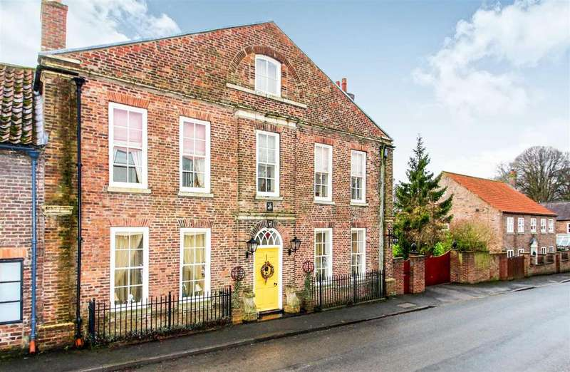 4 Bedrooms House for sale in East Street, Kilham, Driffield