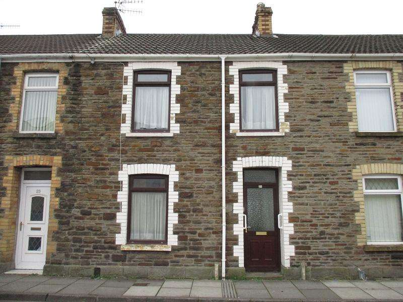 3 Bedrooms Terraced House for sale in St. Mary Street, Port Talbot, Neath Port Talbot.