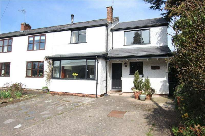 3 Bedrooms Semi Detached House for sale in Old Church Road, Colwall, Malvern, WR13