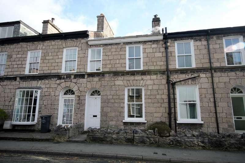 2 Bedrooms Terraced House for sale in Burneside Road, Kendal