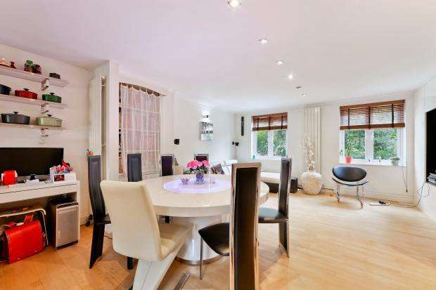 4 Bedrooms Town House for sale in Meadow Place, Chiswick, W4