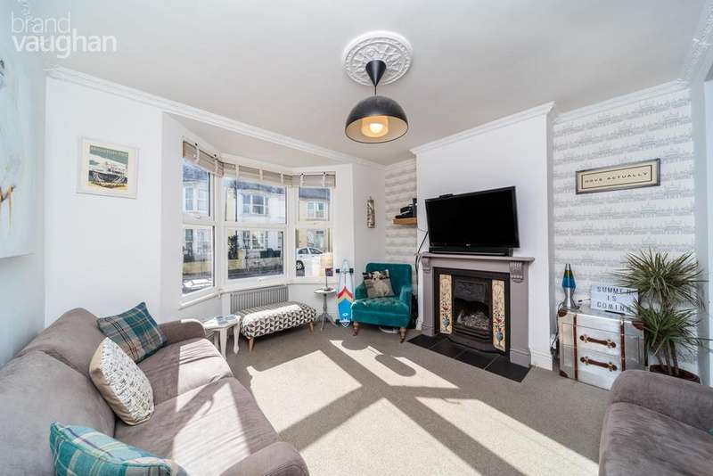 3 Bedrooms Terraced House for sale in Coleridge Street, Hove, BN3