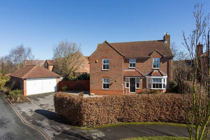 6 Bedrooms Detached House for sale in Lock House Lane, Earswick, York, YO32