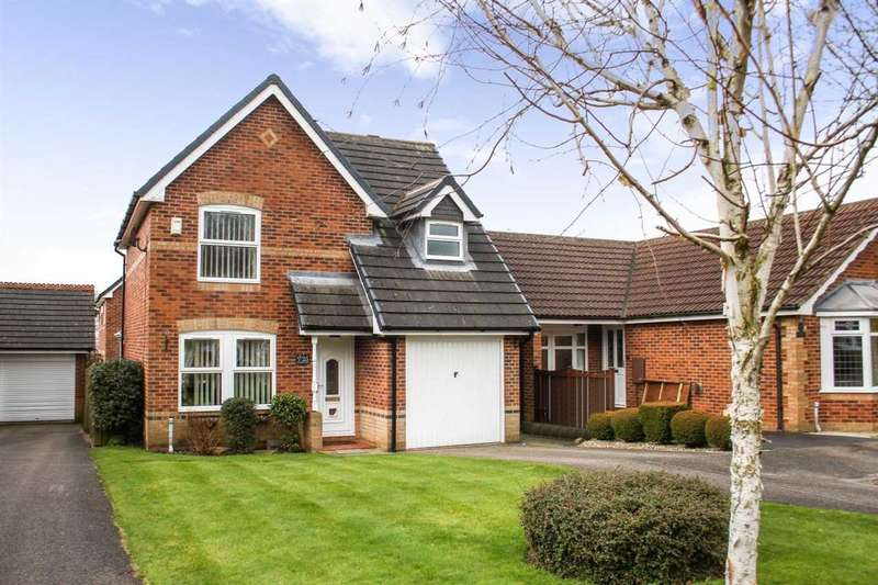 3 Bedrooms Detached House for sale in St Cuthberts Way, Sherburn Village