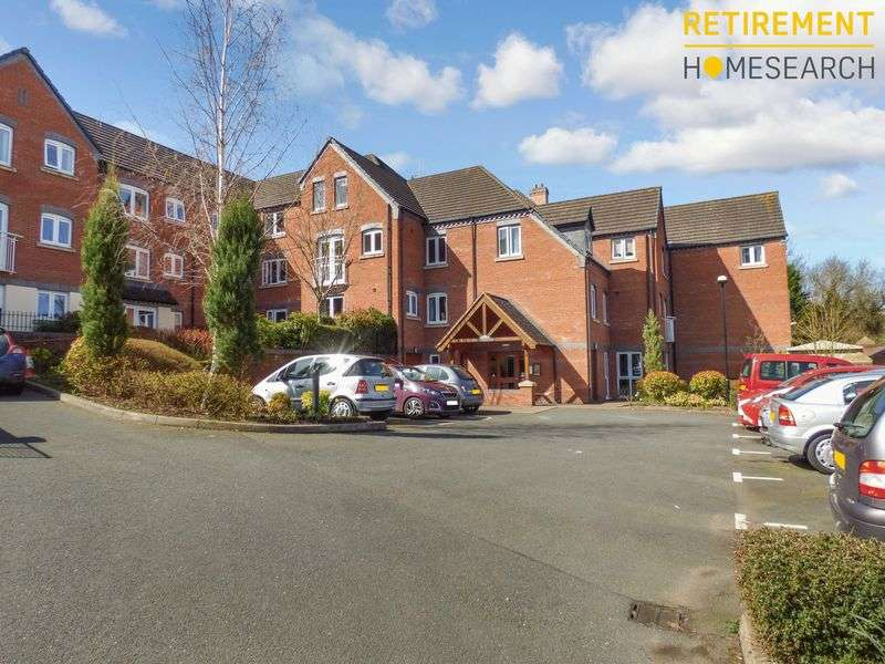 1 Bedroom Property for sale in Whittingham Court, Droitwich Spa, WR9 8AF