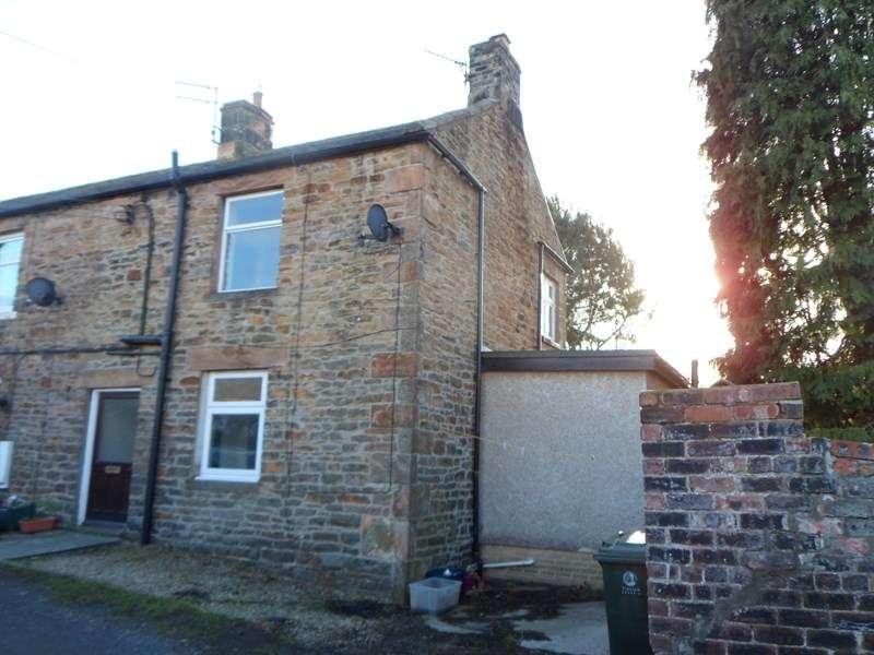 2 Bedrooms Property for sale in Hawthorn Terrace, Redburn, Hexham, Northumberland, NE47 7ED