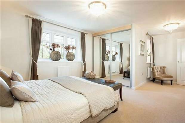 5 Bedrooms Detached House for sale in The Arundel, St Marys, Kings Fields, Biddenham