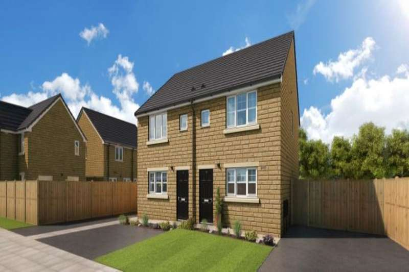 3 Bedrooms Semi Detached House for sale in Burnley, BB11