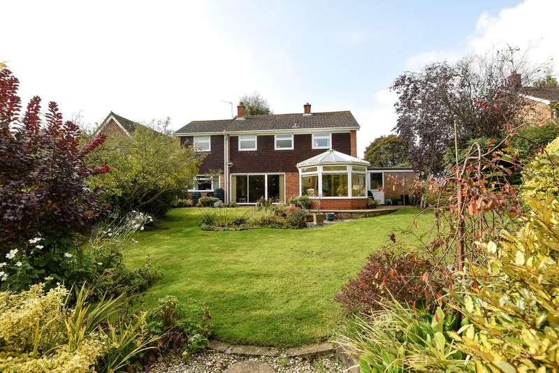 4 Bedrooms Detached House for sale in Elizabeth Road, Henley-On-Thames, RG9