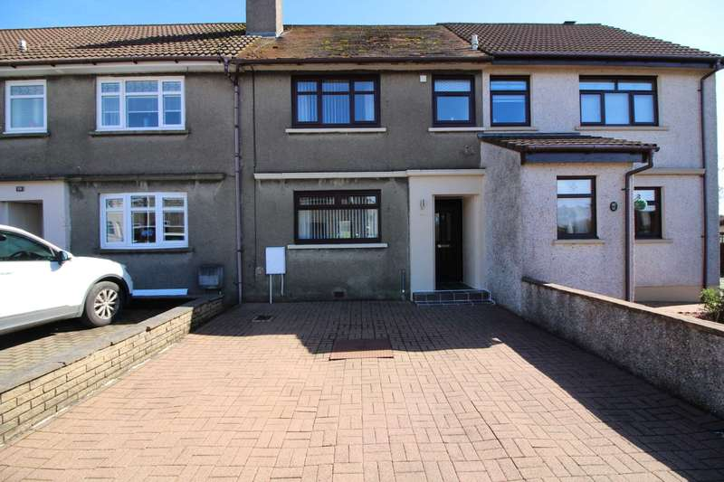 2 Bedrooms Terraced House for sale in Baidland Avenue, Dalry
