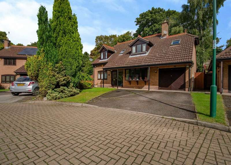 4 Bedrooms Detached House for rent in Park House Gates, Mapperley Park NG3 5LX