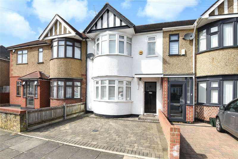 3 Bedrooms Terraced House for sale in Exmouth Road, Ruislip, Middlesex, HA4