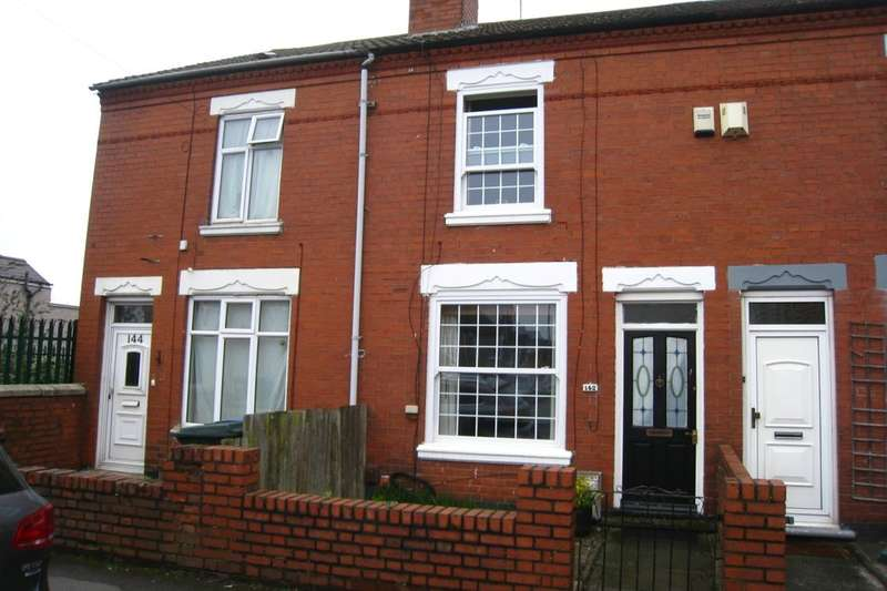 2 Bedrooms Terraced House for sale in Shakespeare Street, Stoke, Coventry, CV2
