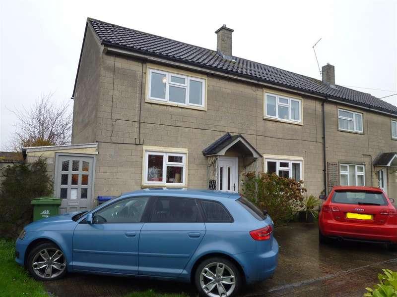 3 Bedrooms Semi Detached House for sale in Hill Street, Hilperton, Trowbridge
