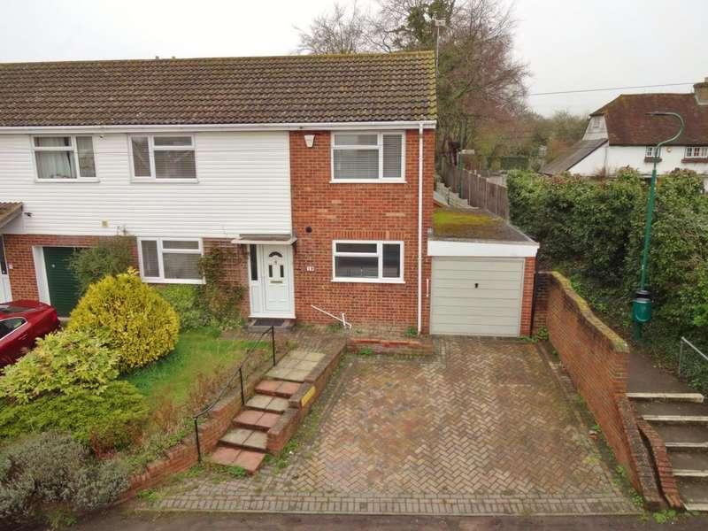 3 Bedrooms Semi Detached House for sale in Mackenders Lane, Eccles