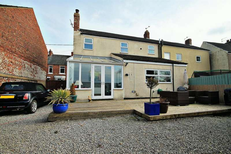 3 Bedrooms End Of Terrace House for sale in Linden Terrace, Coxhoe, Durham