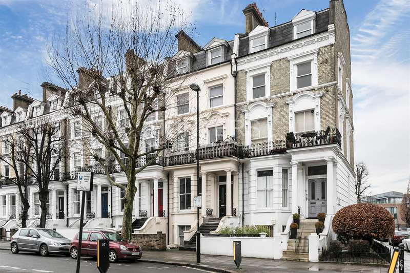 8 Bedrooms House for sale in Sutherland Avenue, London, W9 2HQ