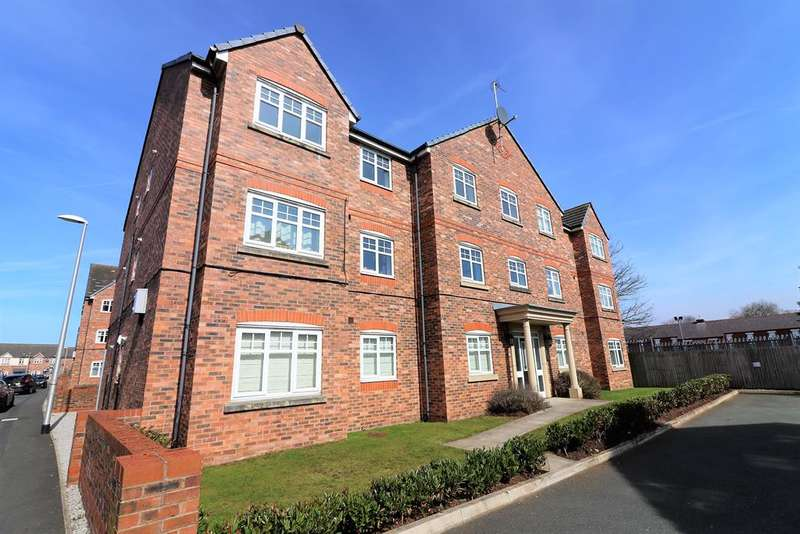 2 Bedrooms Flat for sale in Marymount Close, Wallasey, Wirral, CH44 5AA