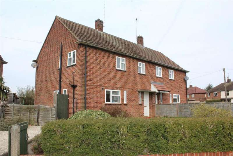 3 Bedrooms Semi Detached House for sale in Lilac Road, Peterborough