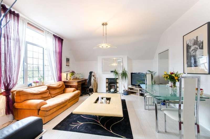 2 Bedrooms Flat for sale in Grove Road, Willesden Green, NW2