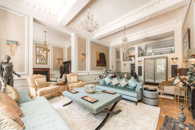 5 Bedrooms Flat for rent in Princes Gate, London