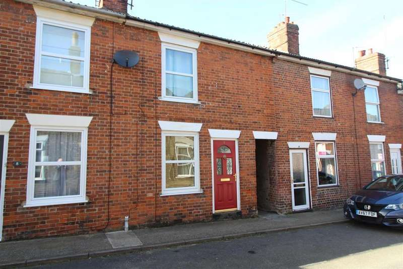 2 Bedrooms Terraced House for sale in Peckham Street, Bury St. Edmunds