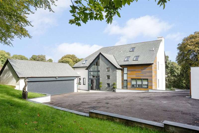 4 Bedrooms Detached House for sale in Plymbridge Road, Glenholt, Plymouth, Devon
