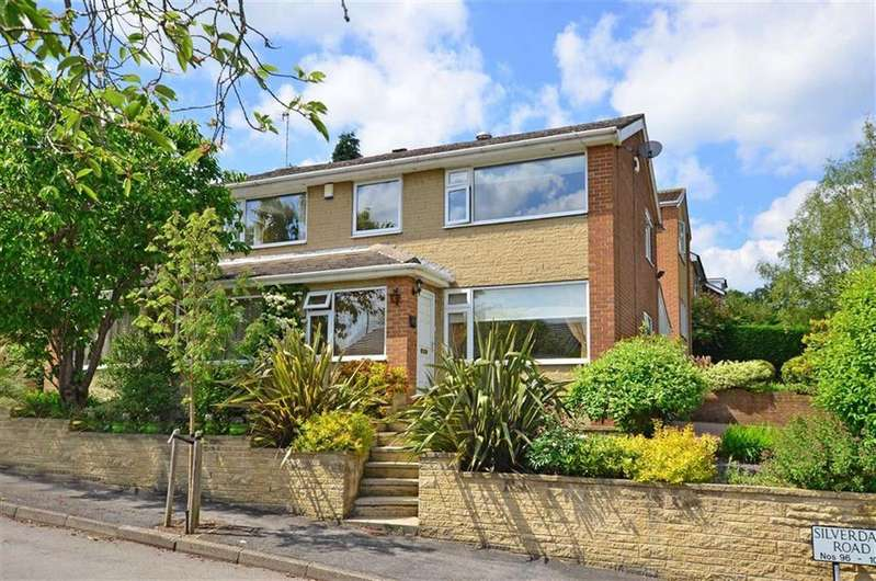 5 Bedrooms Detached House for sale in Silverdale Road, Sheffield, Yorkshire