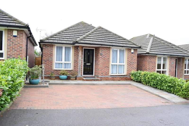 2 Bedrooms Detached Bungalow for sale in Buttercup Meadow, Clipstone