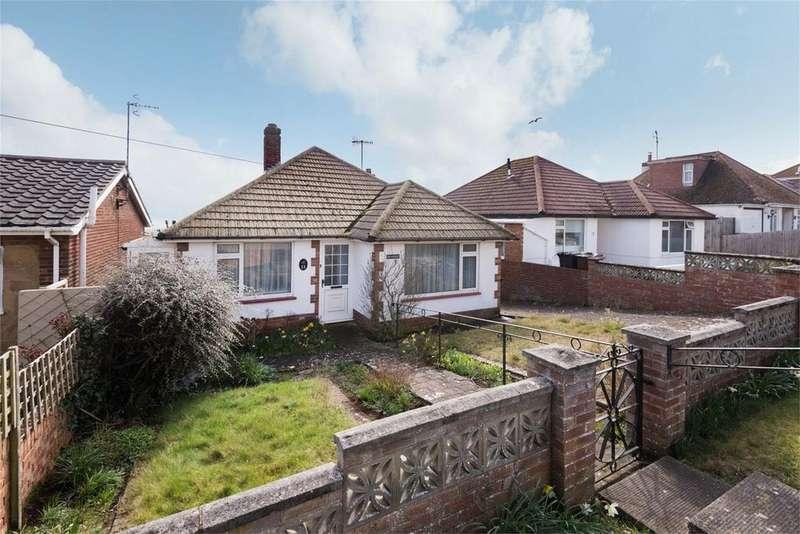 3 Bedrooms Detached Bungalow for sale in Bishopstone Drive, Saltdean, Brighton, East Sussex