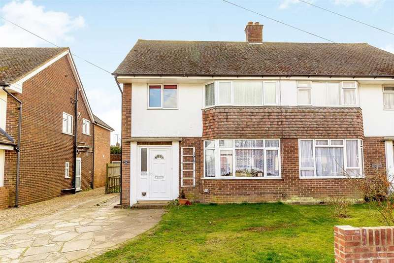 3 Bedrooms Semi Detached House for sale in Park Drive, Ingatestone