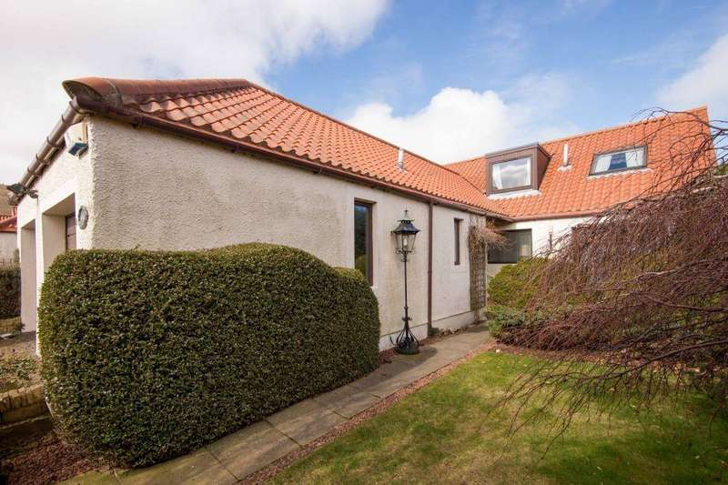 4 Bedrooms End Of Terrace House for sale in Craigleith, 4 The Heugh, North Berwick, East Lothian, EH39 5NP