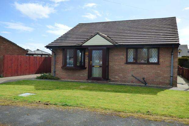 2 Bedrooms Bungalow for sale in Elmwood Drive, Ingoldmells, Skegness, PE25