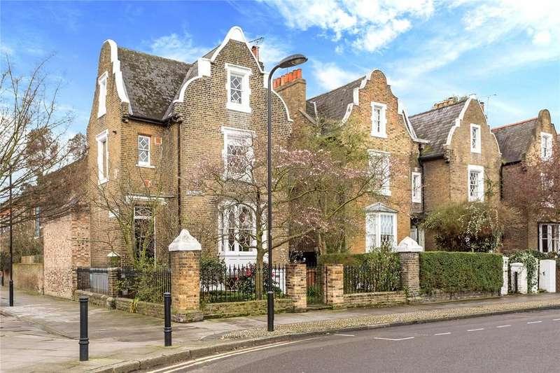 5 Bedrooms Detached House for sale in De Beauvoir Square, Islington, London
