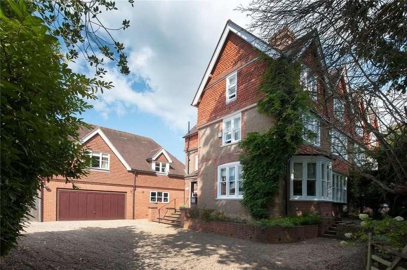 6 Bedrooms Semi Detached House for sale in High Street, Buxted, Uckfield, East Sussex