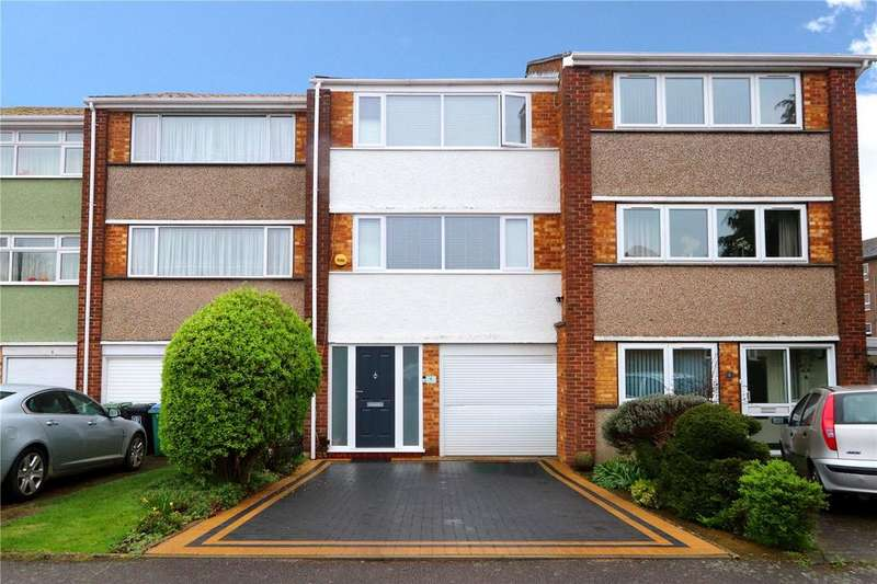 3 Bedrooms House for sale in Chapel Close, Leavesden, Watford, Hertfordshire, WD25