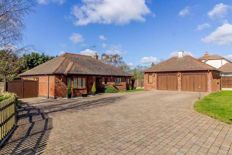 3 Bedrooms Detached Bungalow for sale in Lower Road, Mountnessing, Brentwood