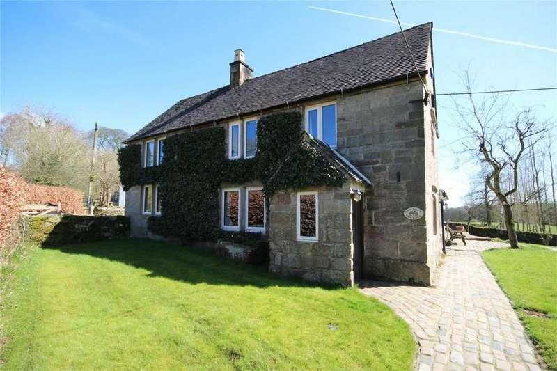 4 Bedrooms Detached House for sale in Wootton, Ellastone, Ashbourne, Derbyshire