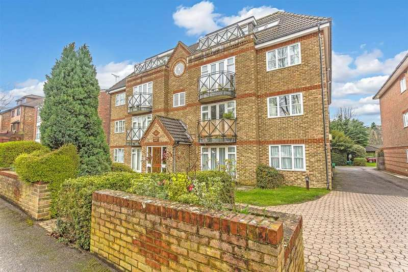 2 Bedrooms Apartment Flat for sale in Overton Road, Sutton